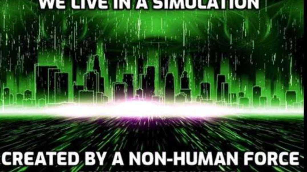 WE LIVE IN A SIMULATION CREATED BY A NON-HUMAN ENTITY - DAVID ICKE DOT-CONNECTOR VIDEOCAST